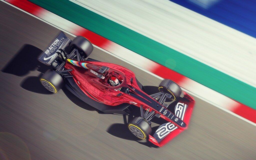 La F1 veut devenir carboneutre d'ici 2030