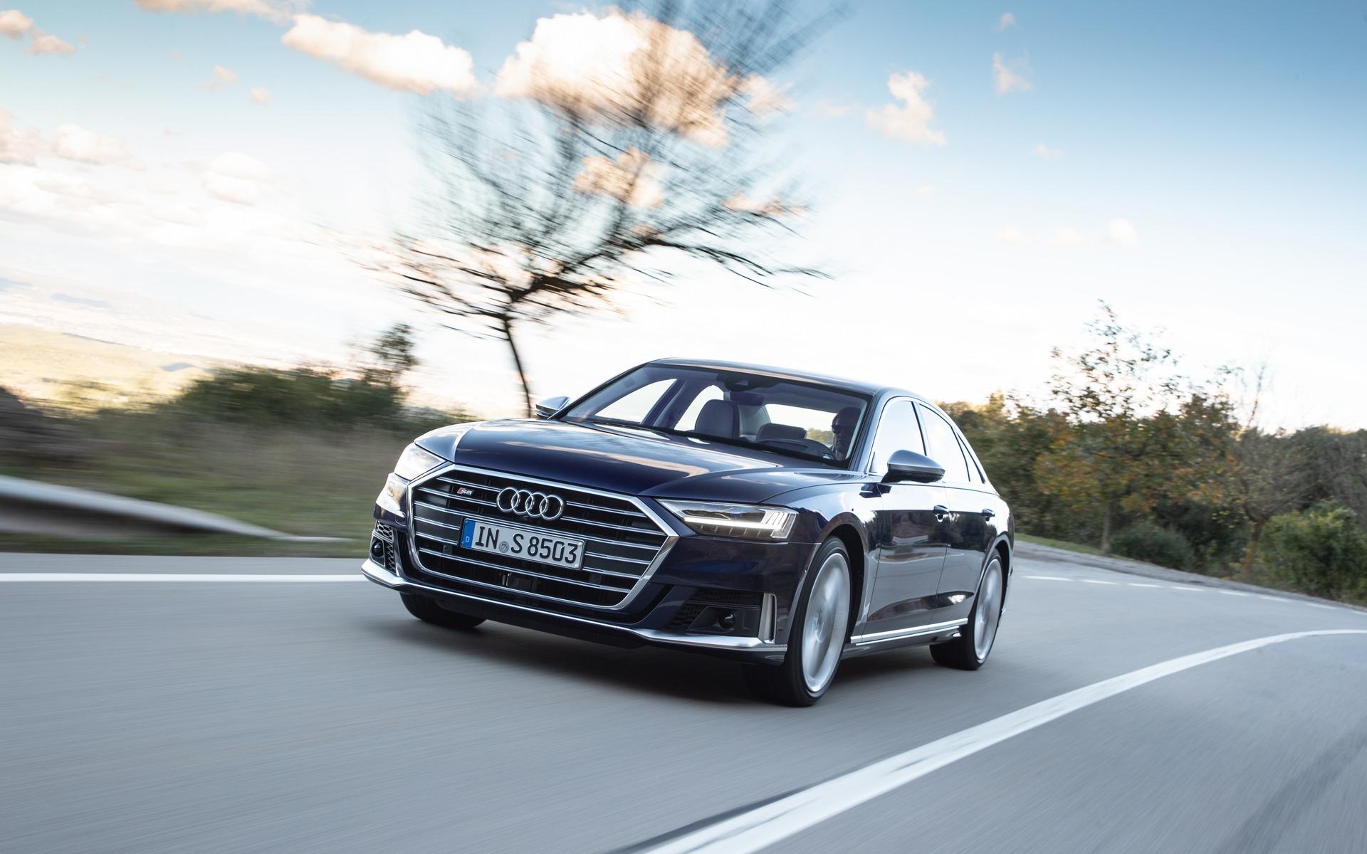 Audi S82020