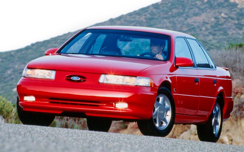 La Ford Taurus d'hier à aujourd'hui