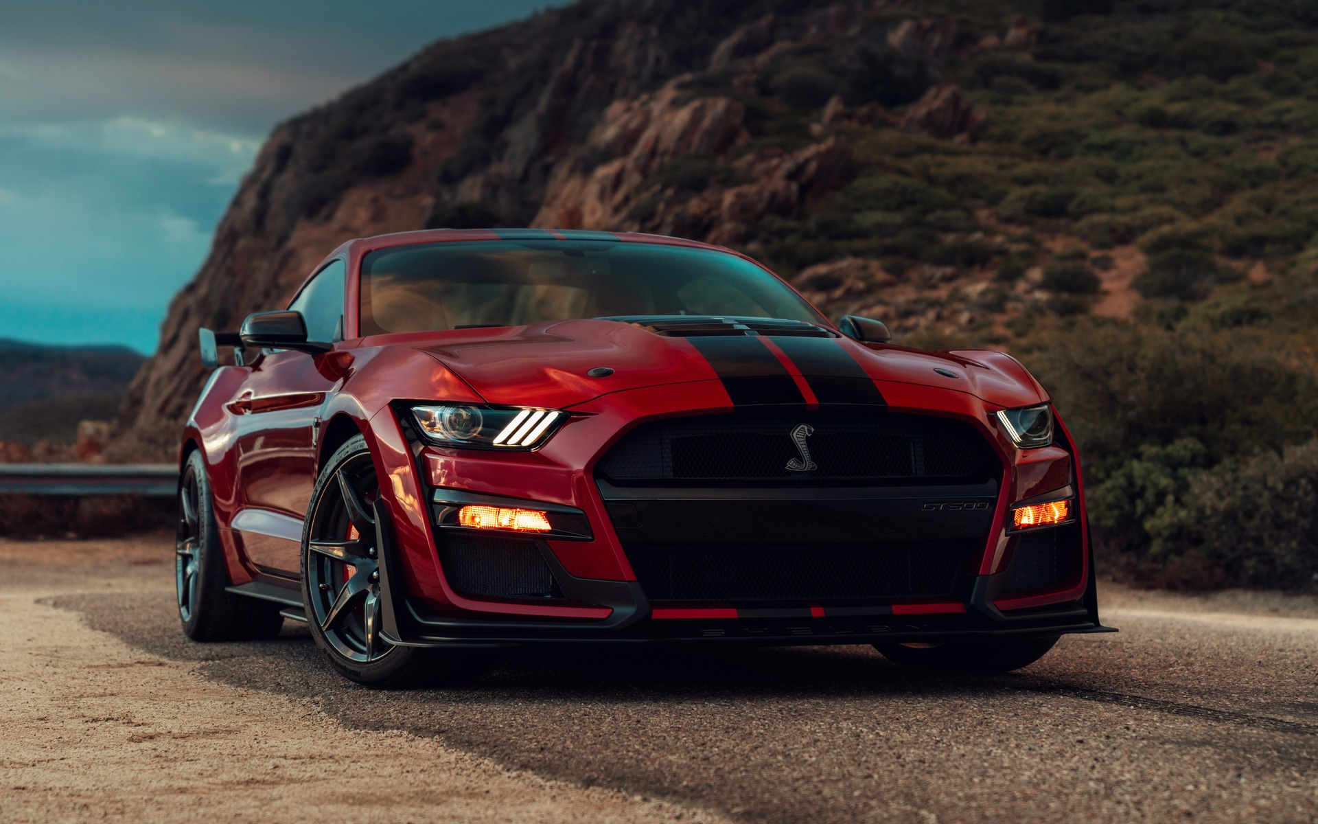 Ford Mustang Shelby GT5002020