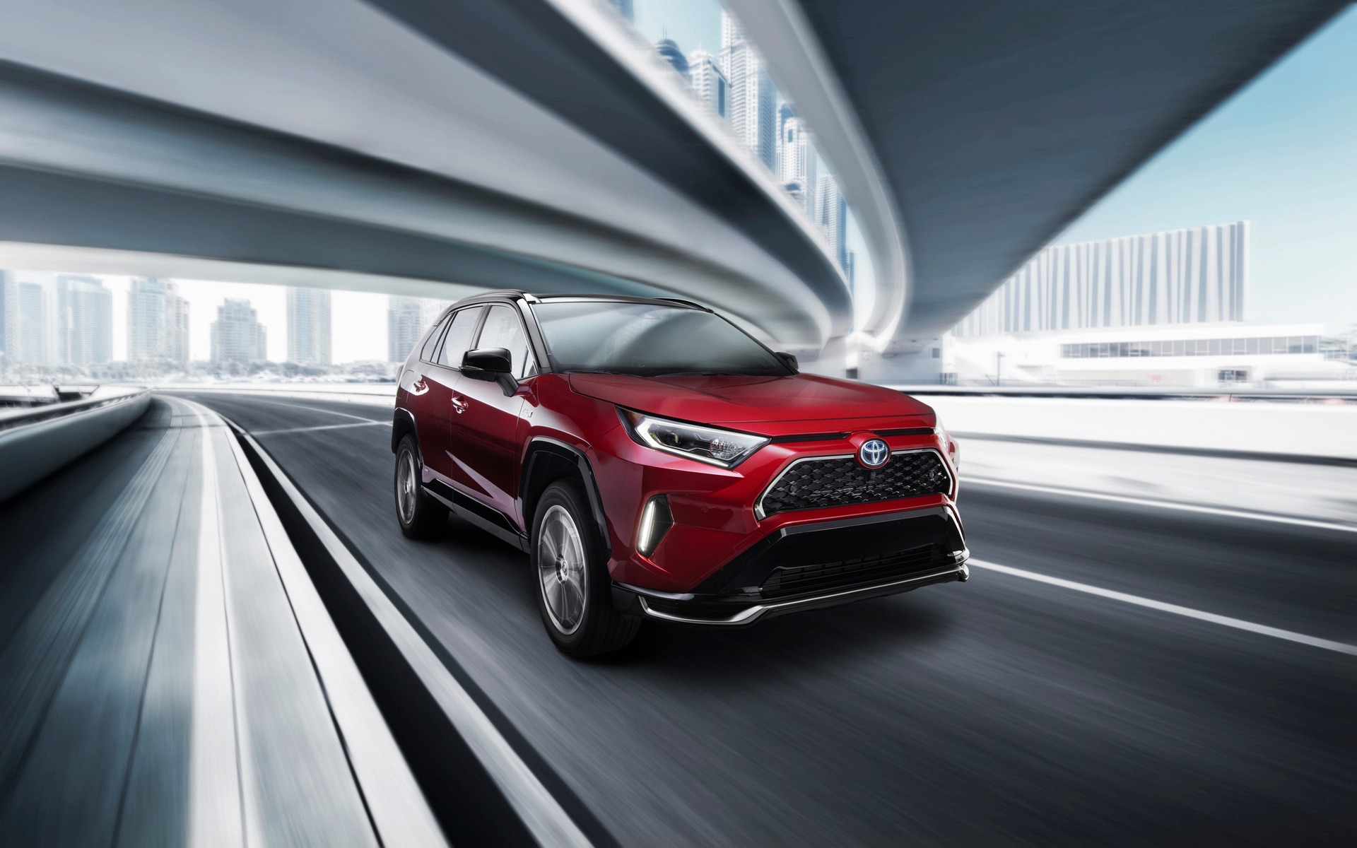 2021 Toyota Rav4 Prime Is A Quick Efficient Plug In Hybrid Suv