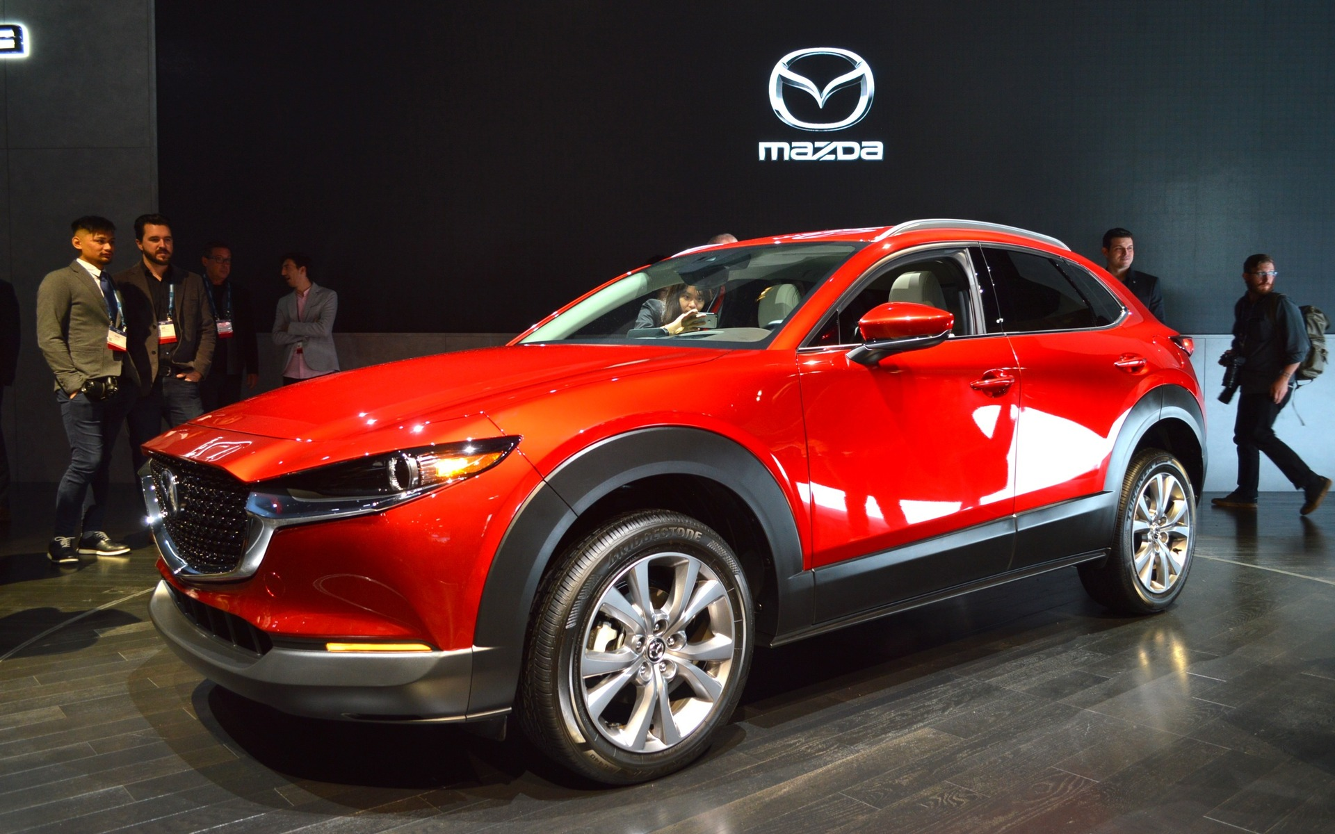 All New 2020 Mazda Cx 30 Lands In North America The Car Guide