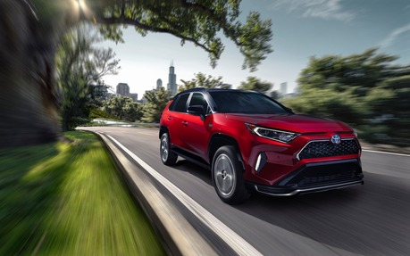 Five Things To Know About The 2021 Toyota Rav4 Prime The Car Guide