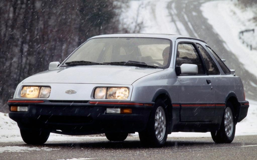 <p>Merkur XR4Ti 1985</p>
