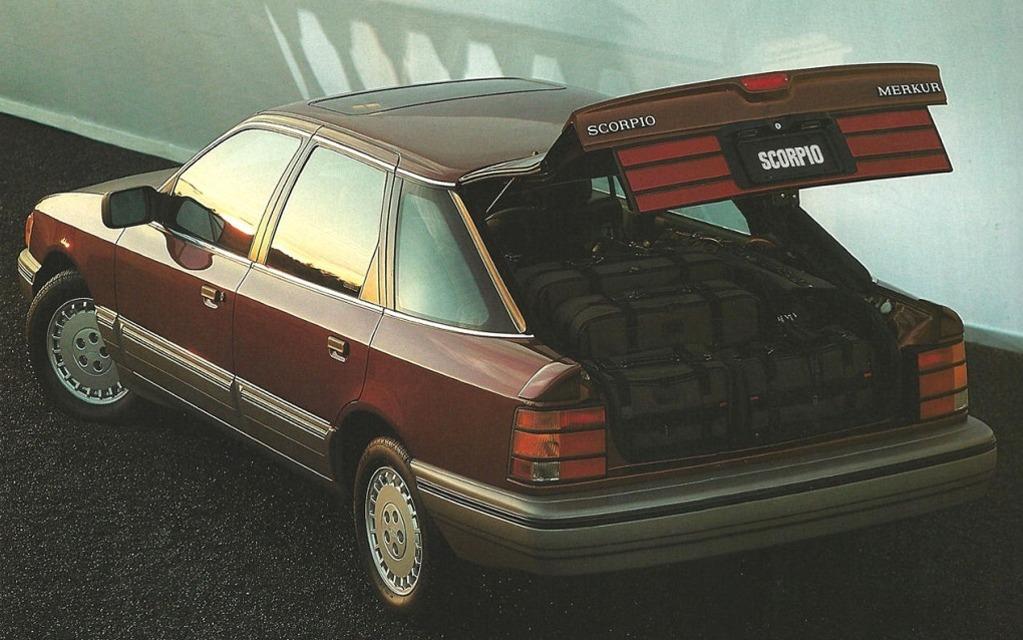<p>Merkur Scorpio 1988</p>