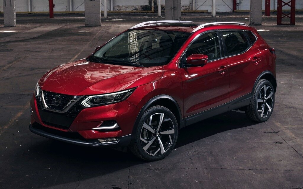 refreshed 2020 nissan qashqai is still priced to please