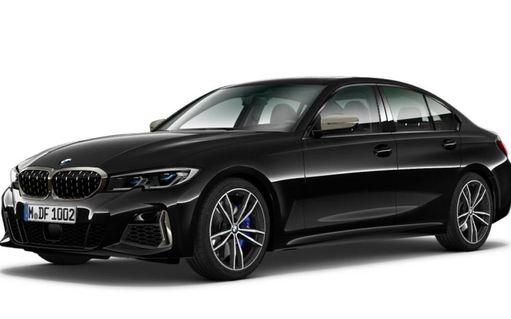 <p>BMW S&eacute;rie 3</p>