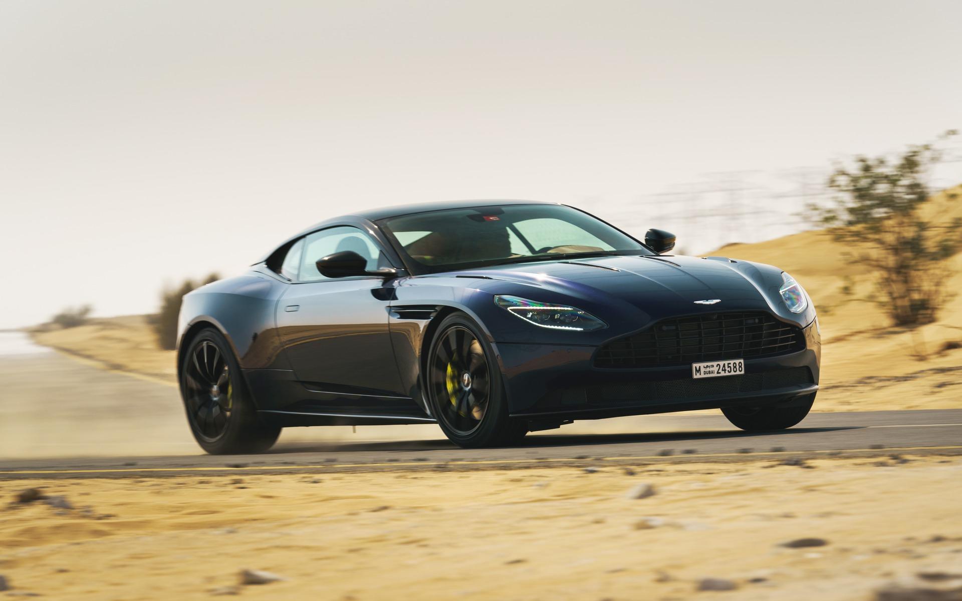 <p>Aston Martin DB11</p>
