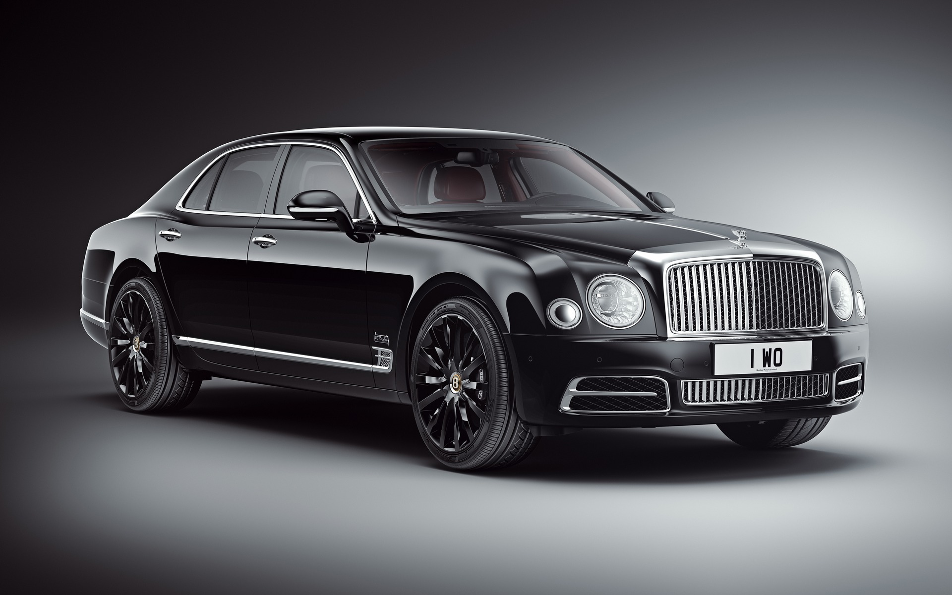 <p>Bentley Mulsanne W.O. Edition</p>