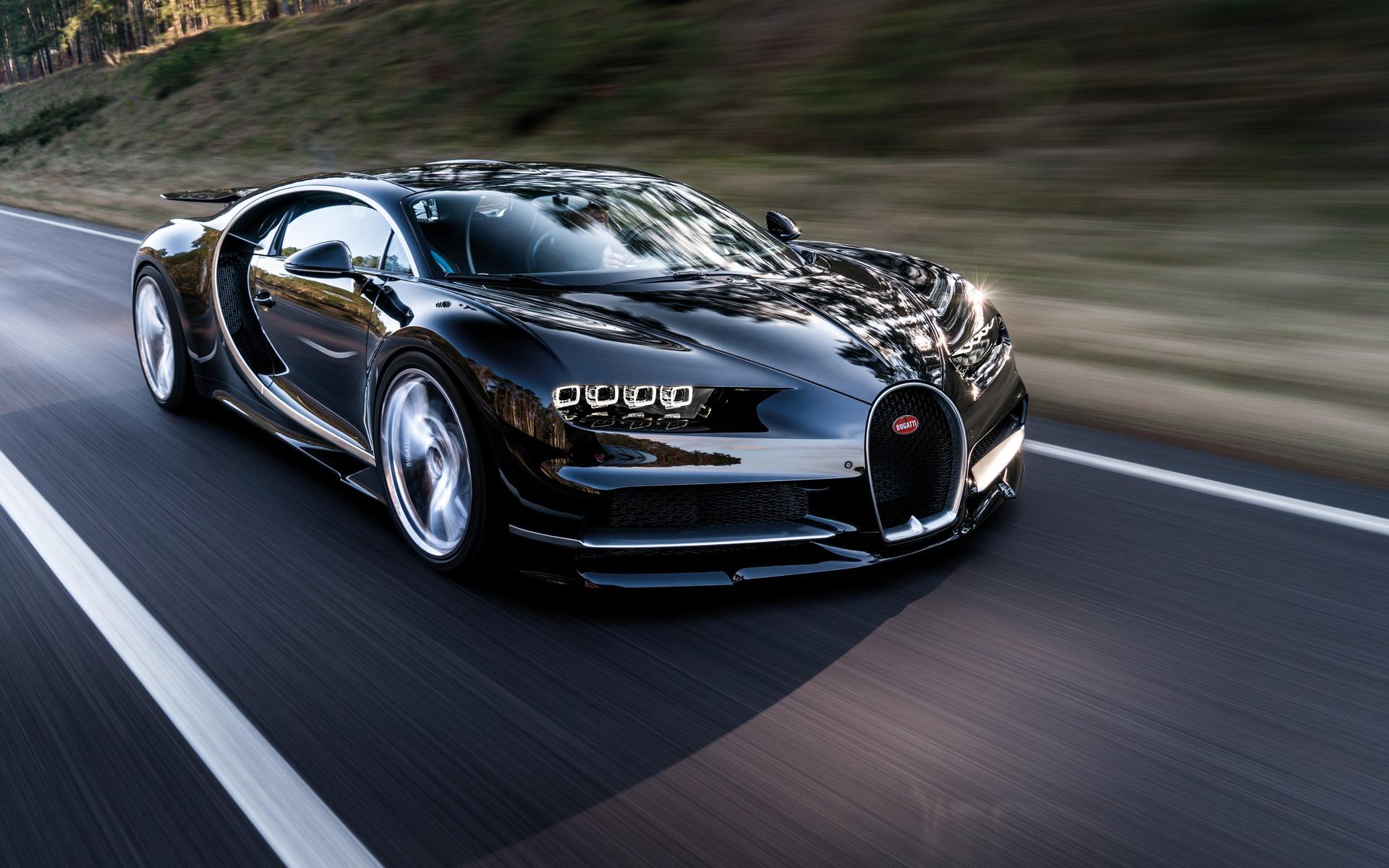 <p>Bugatti Chiron</p>