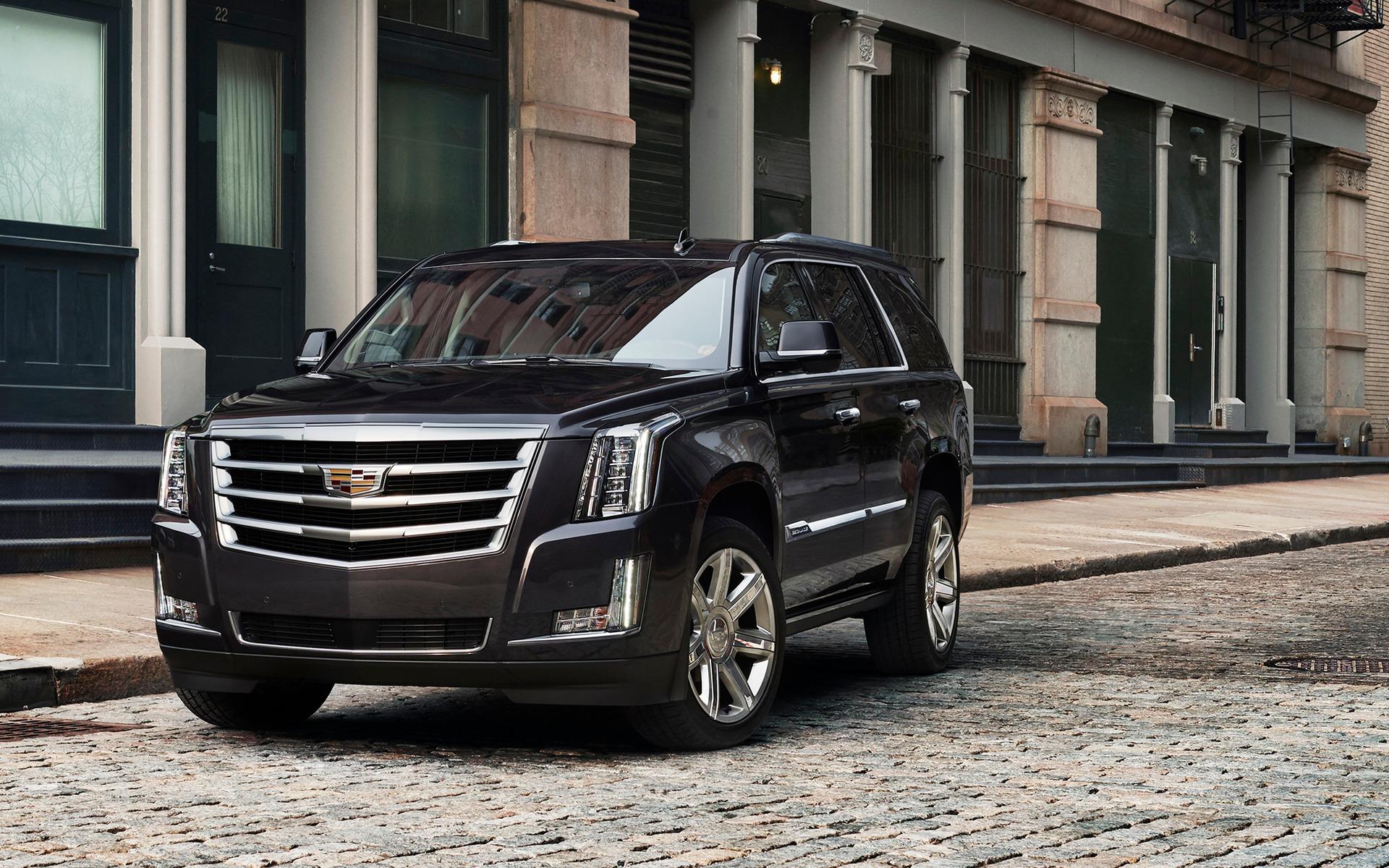 <p>Cadillac Escalade</p>