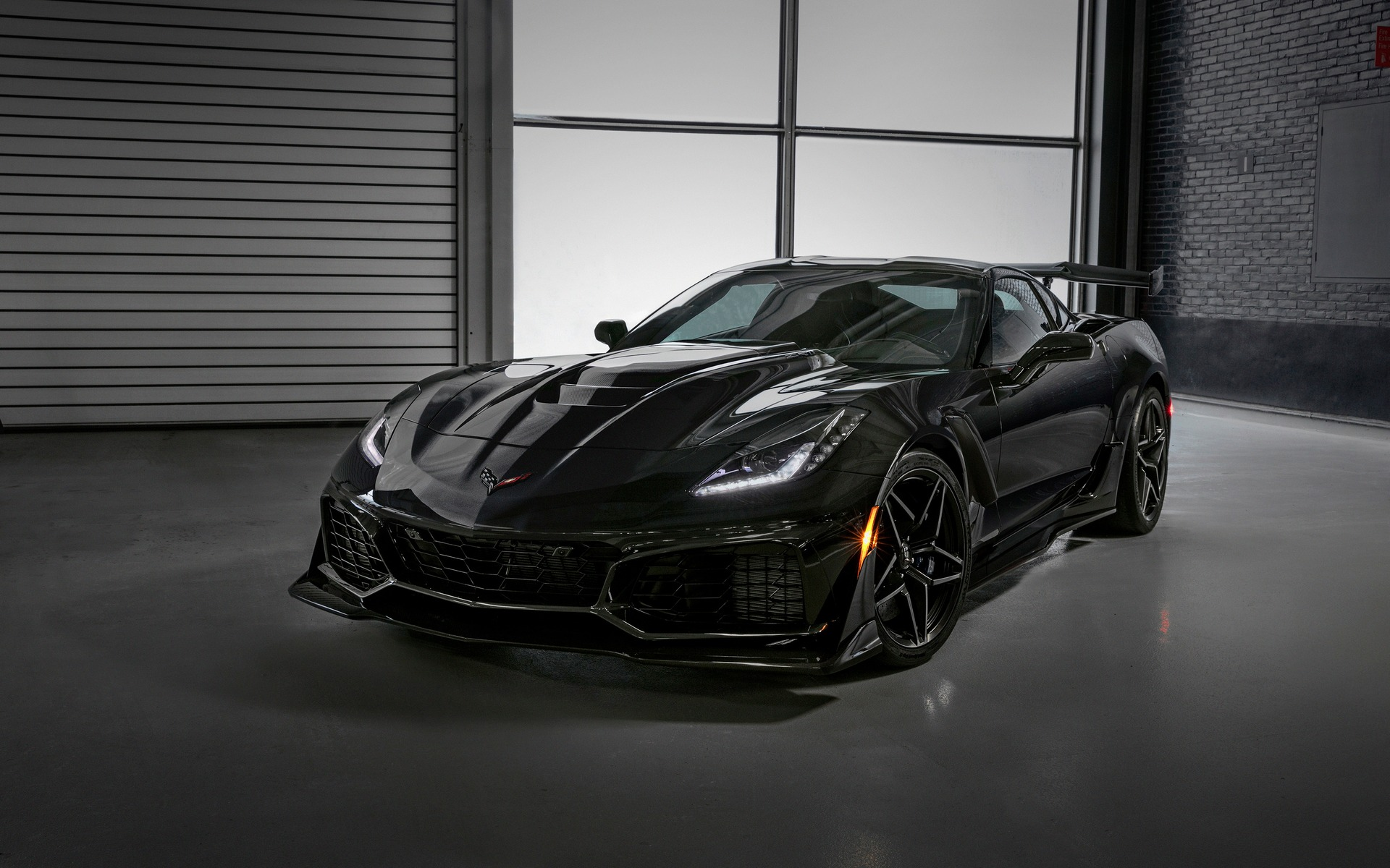 <p>Chevrolet Corvette ZR1</p>