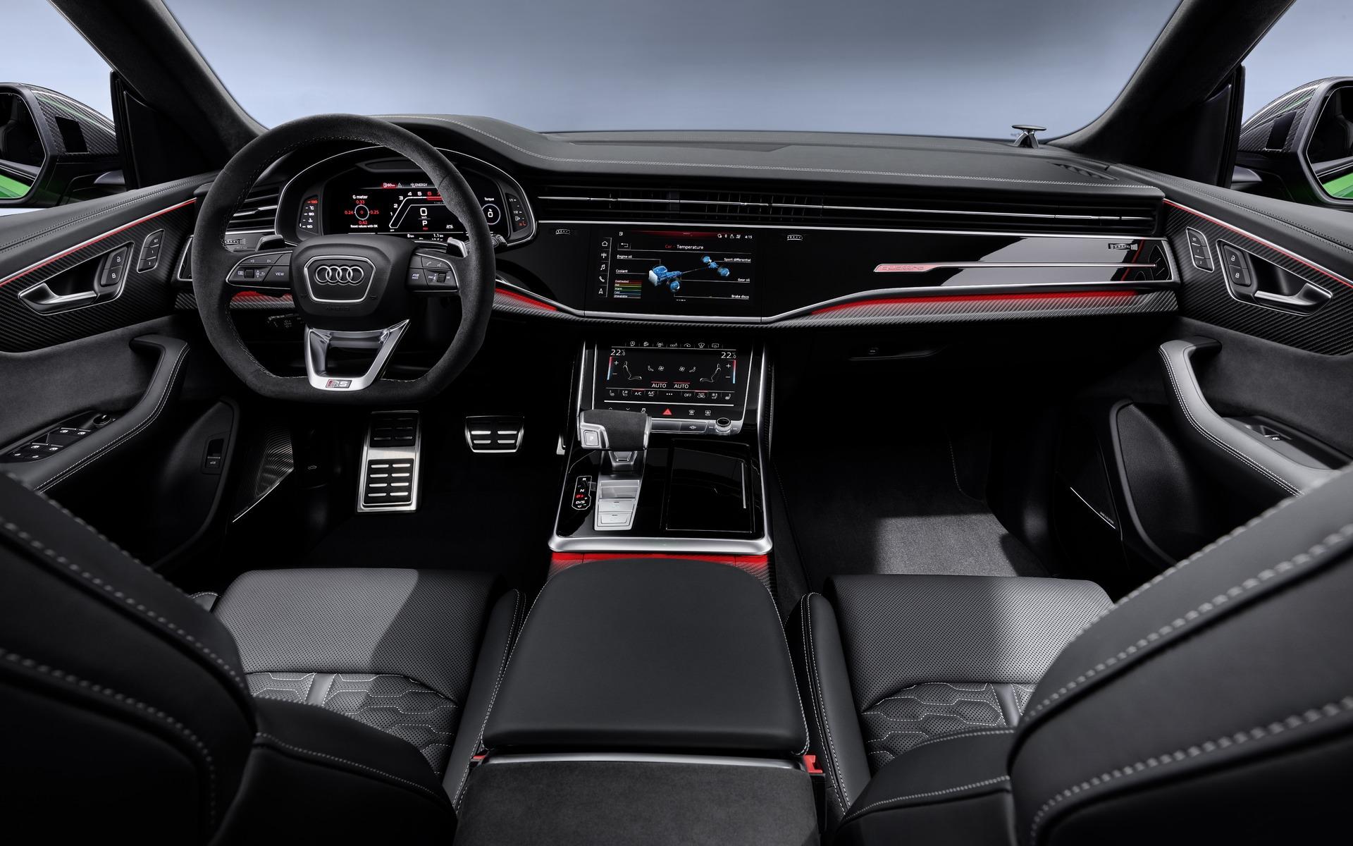<p>Audi RS Q8&nbsp;2020</p>