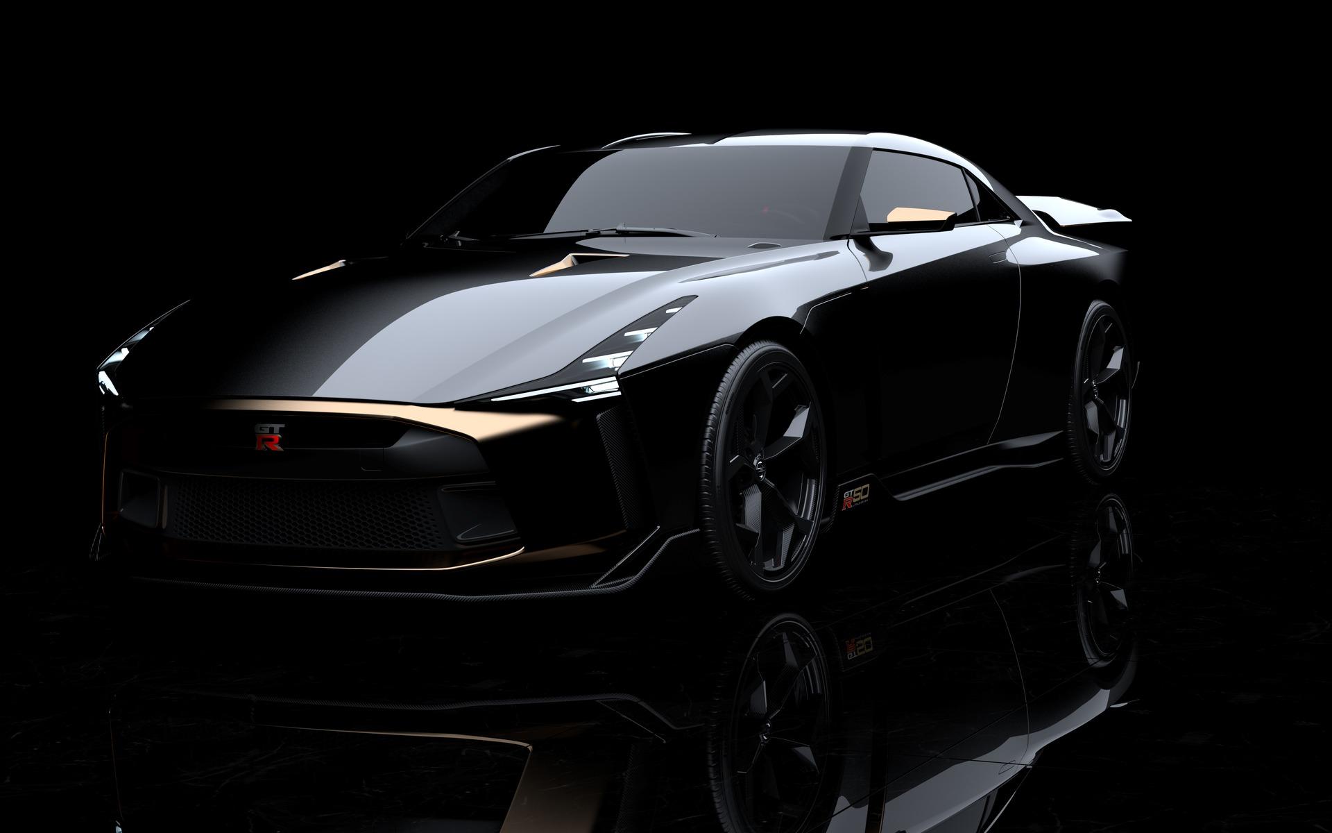 <p>Nissan GT-R ItalDesign</p>