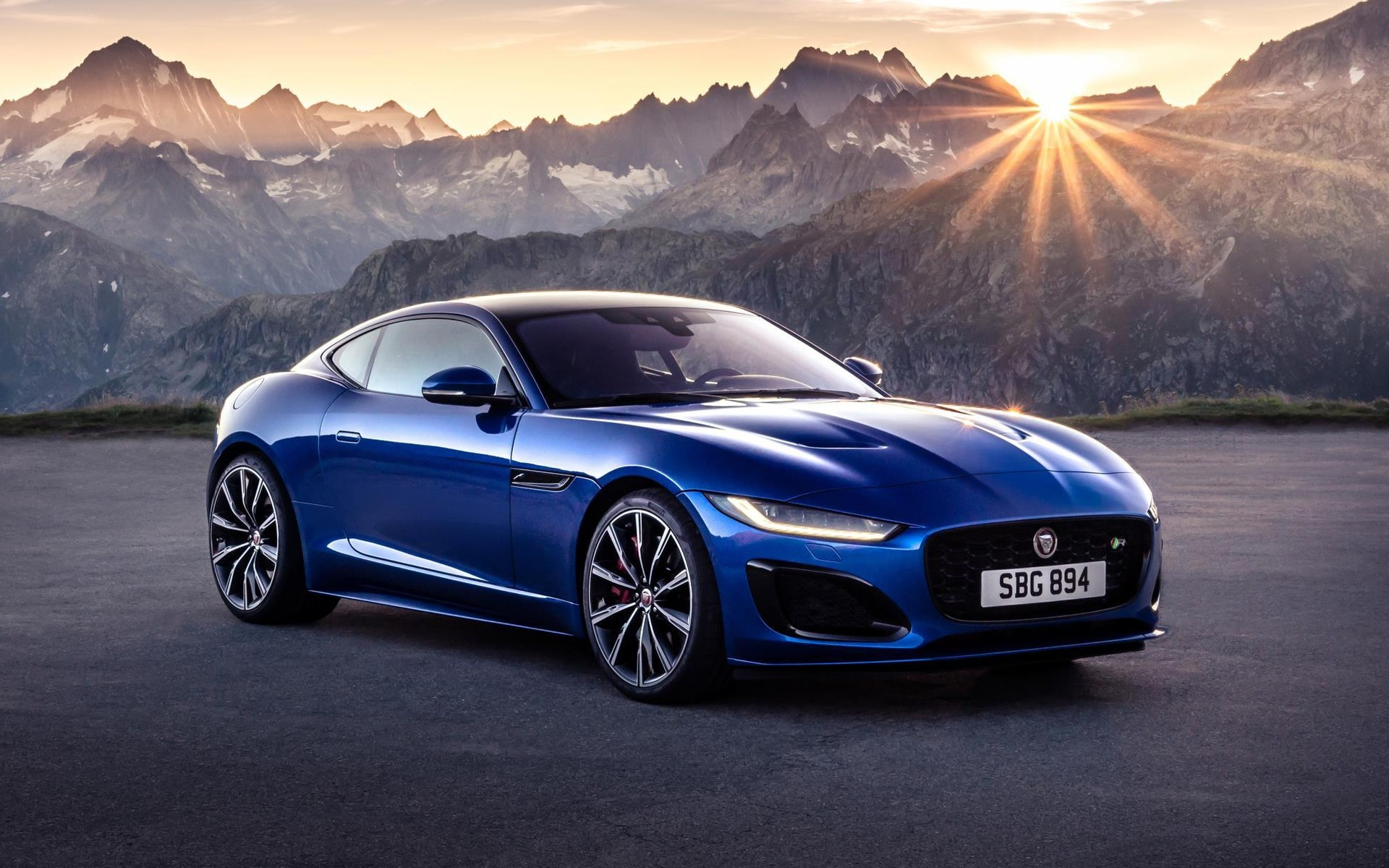 2021 Jaguar F-Type Specs