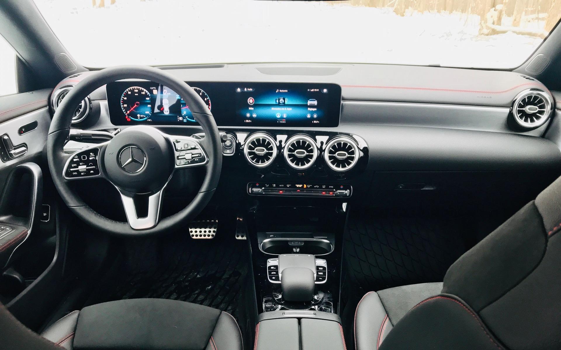 <p>Mercedes-Benz CLA 250 4Matic 2020</p>