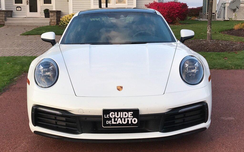 Porsche 911 2020 : la boîte manuelle arrive enfin