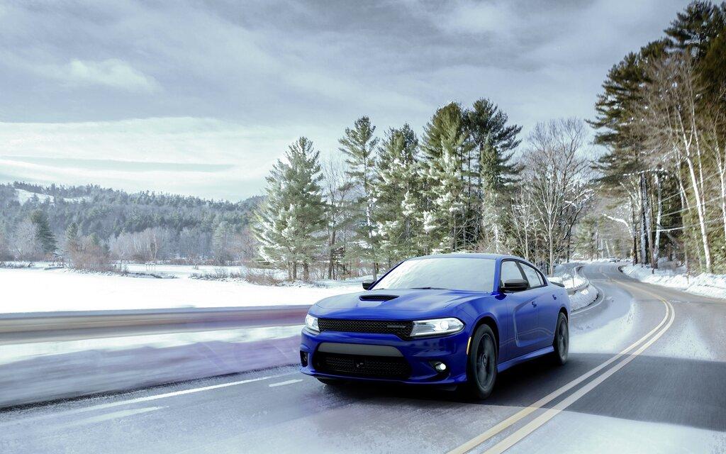 Le Dodge Charger GT AWD 2020 : le style incarné