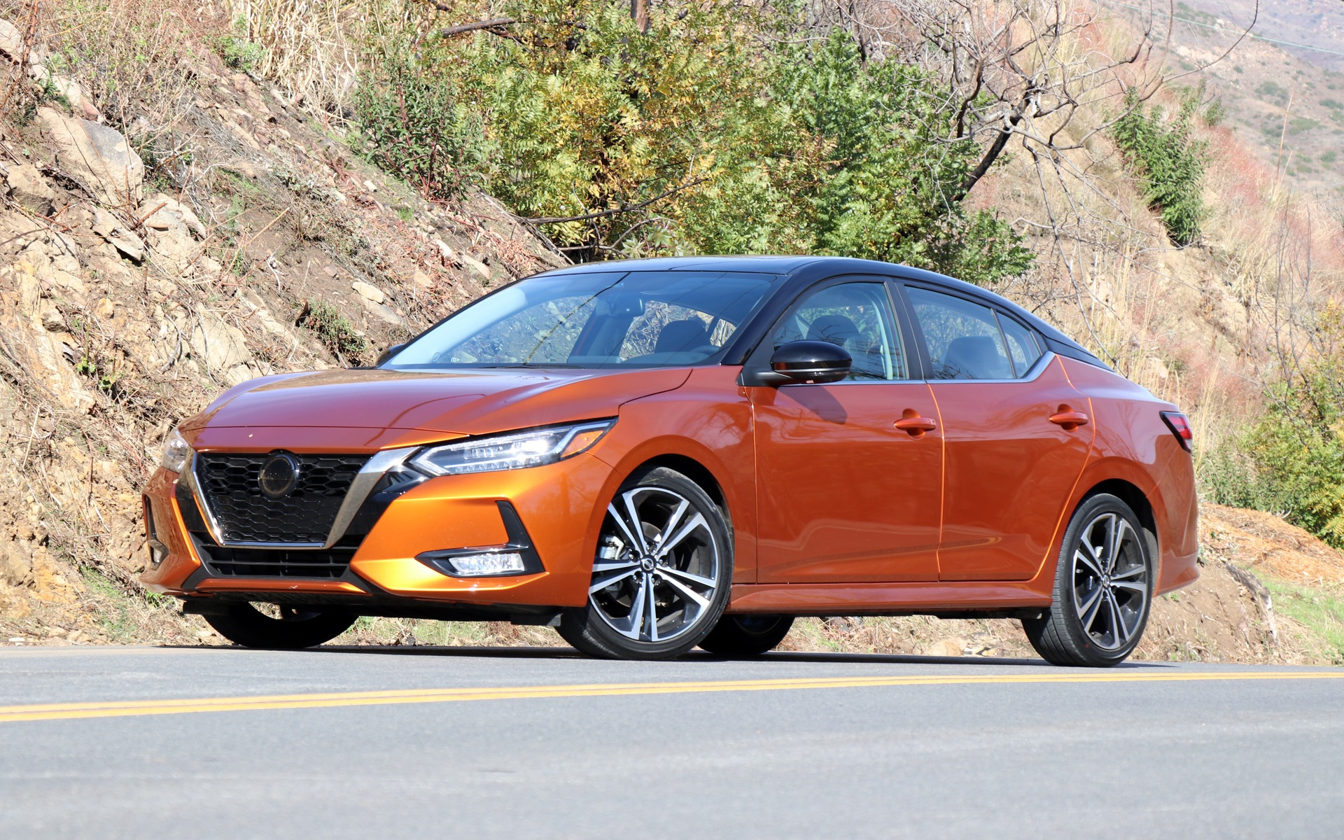 2020 Nissan Sentra Newly Armed And A Bit More Dangerous The Car Guide