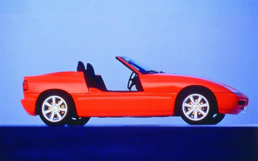 Vous souvenez-vous de… la BMW Z1? 405921_BMW_Z4