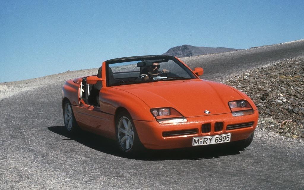 Vous souvenez-vous de… la BMW Z1? 405922_BMW_Z4