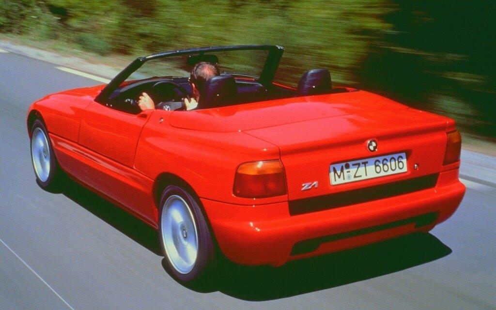 Vous souvenez-vous de… la BMW Z1? 405923_BMW_Z4