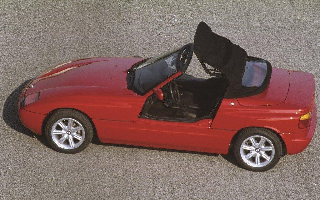 Vous souvenez-vous de… la BMW Z1? 405924_BMW_Z4