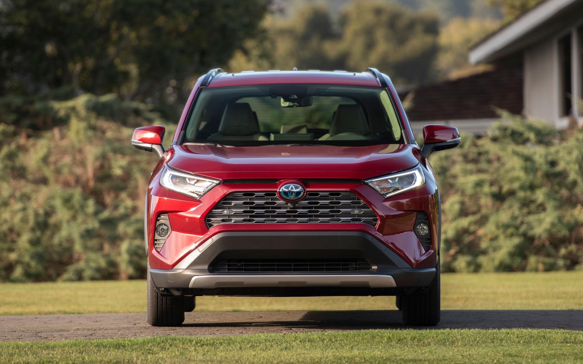 <p>Toyota RAV4 Hybride 2020</p>