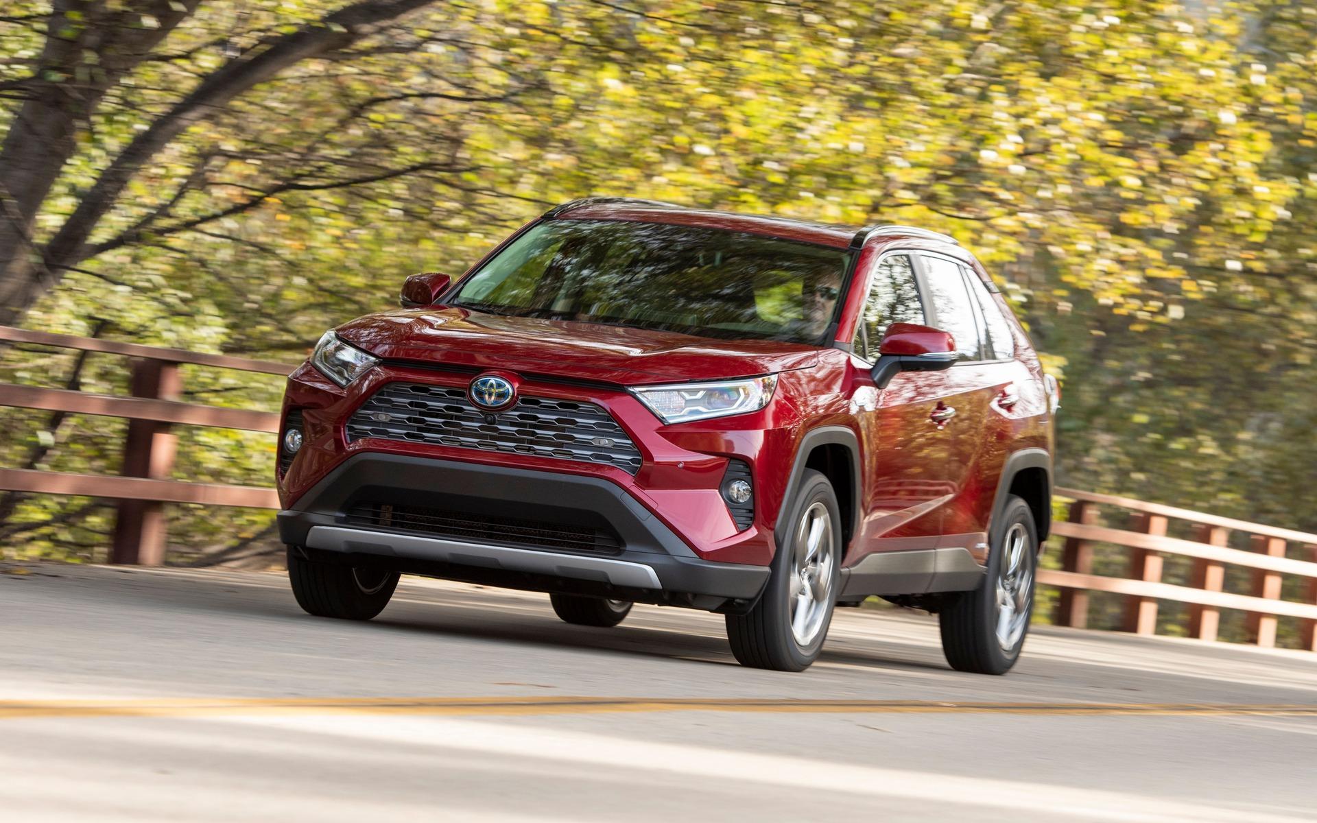 Toyota RAV4 Hybride 2020