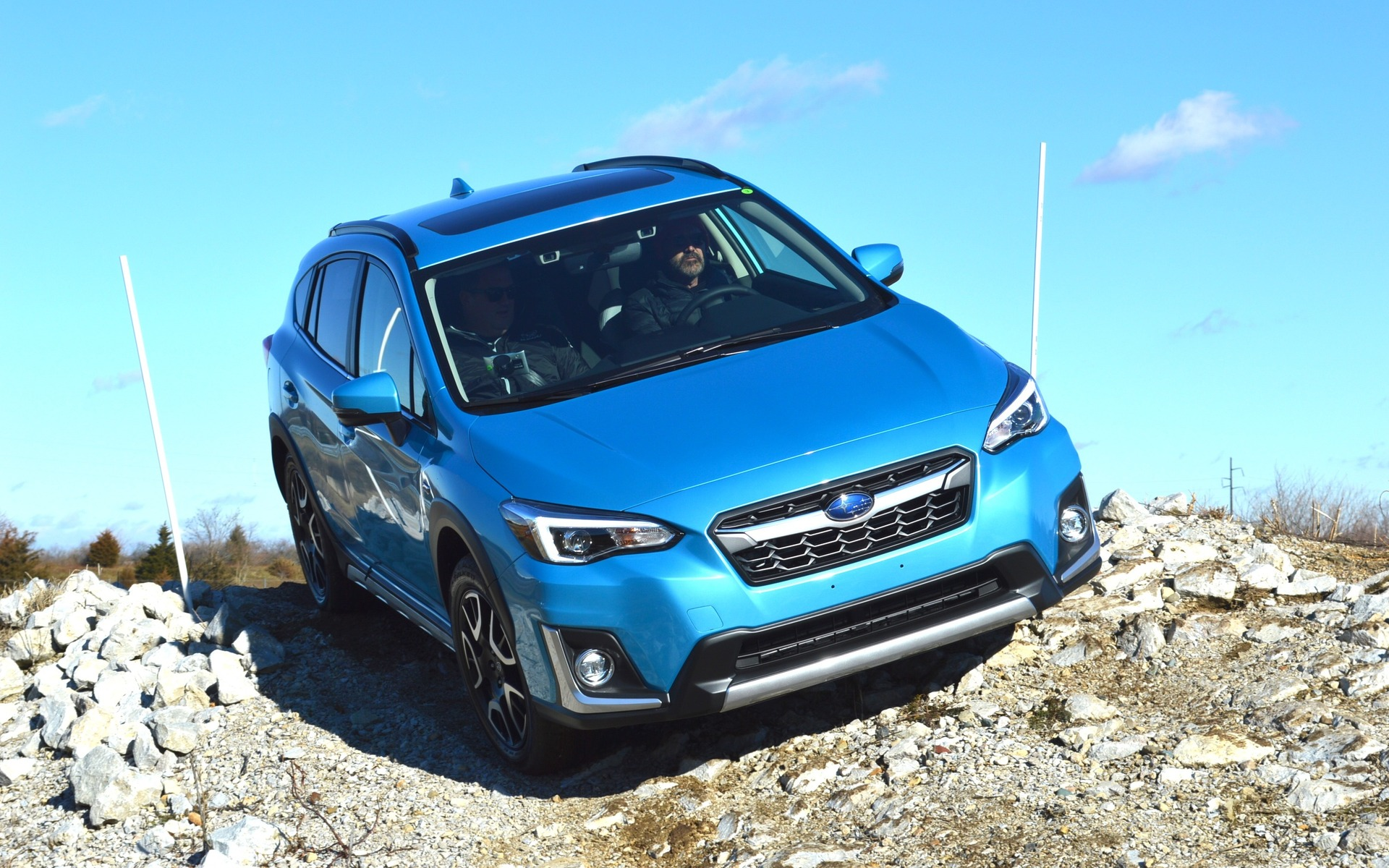 2020 Subaru Crosstrek Phev In Need Of Longer Range The Car Guide