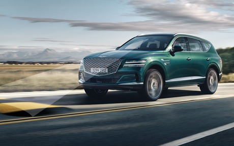2021 Genesis GV80 Unveiled for Real This Time   The Car Guide
