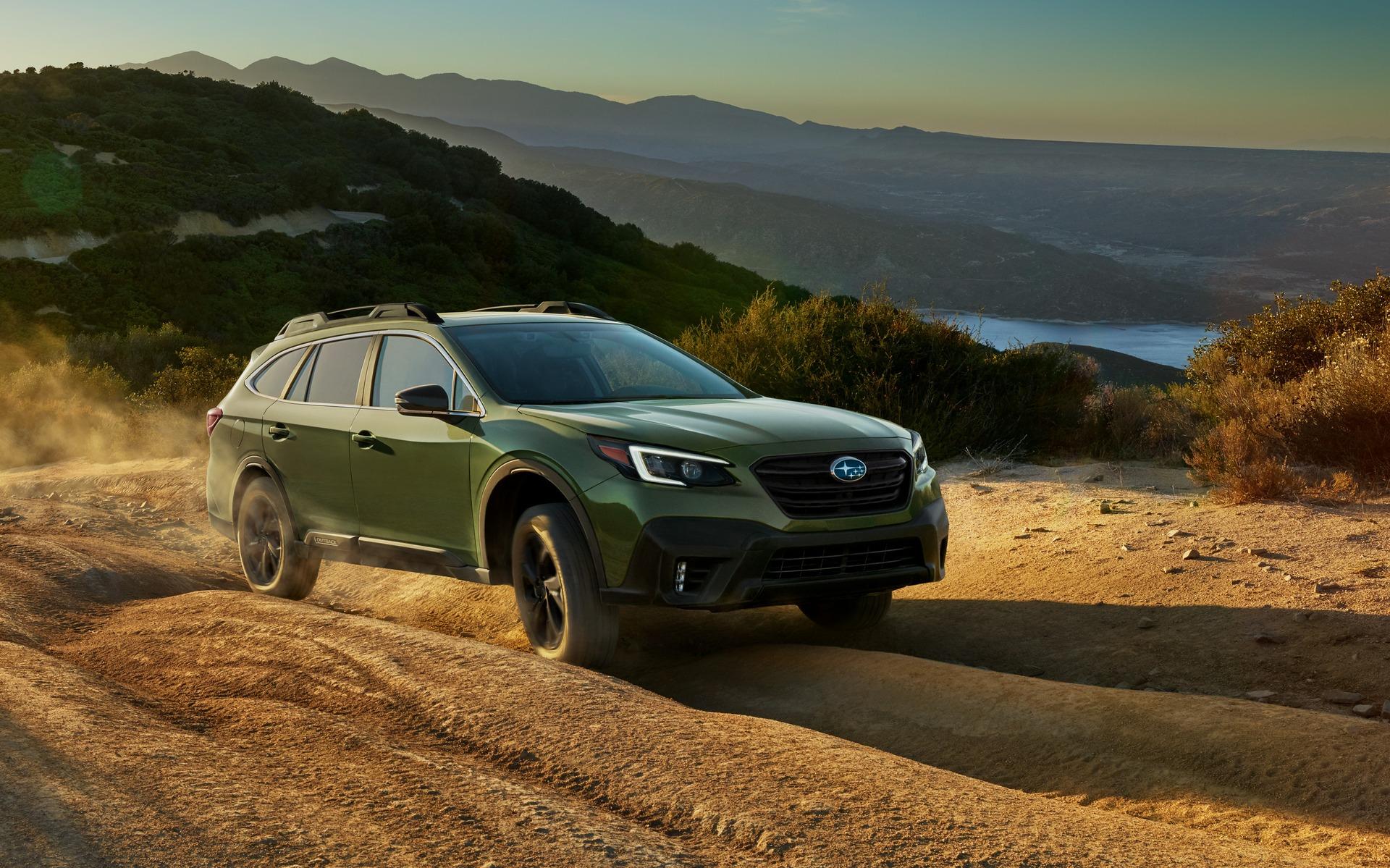 <p>Subaru Outback</p>