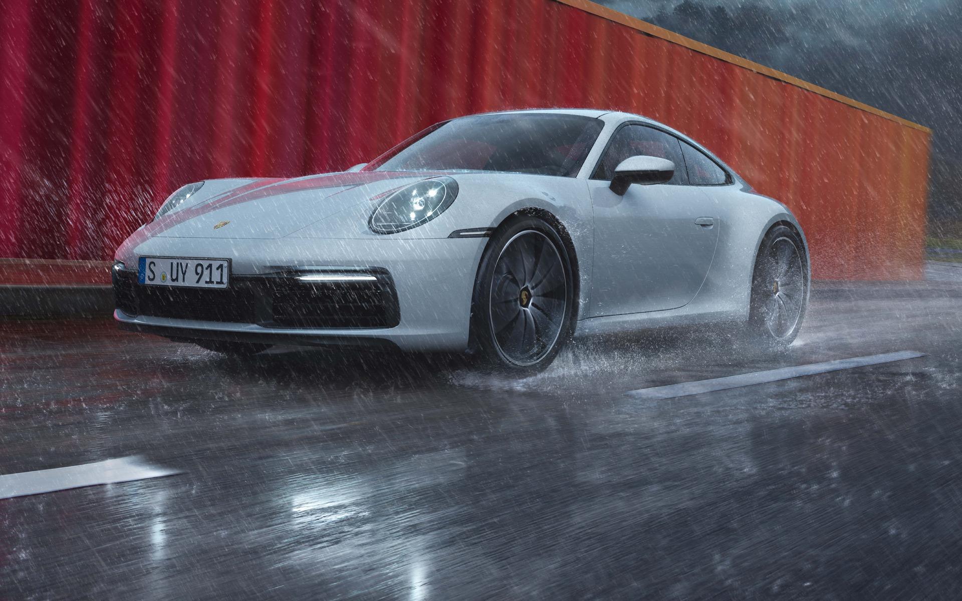 <p>Porsche 911 Carrera</p>