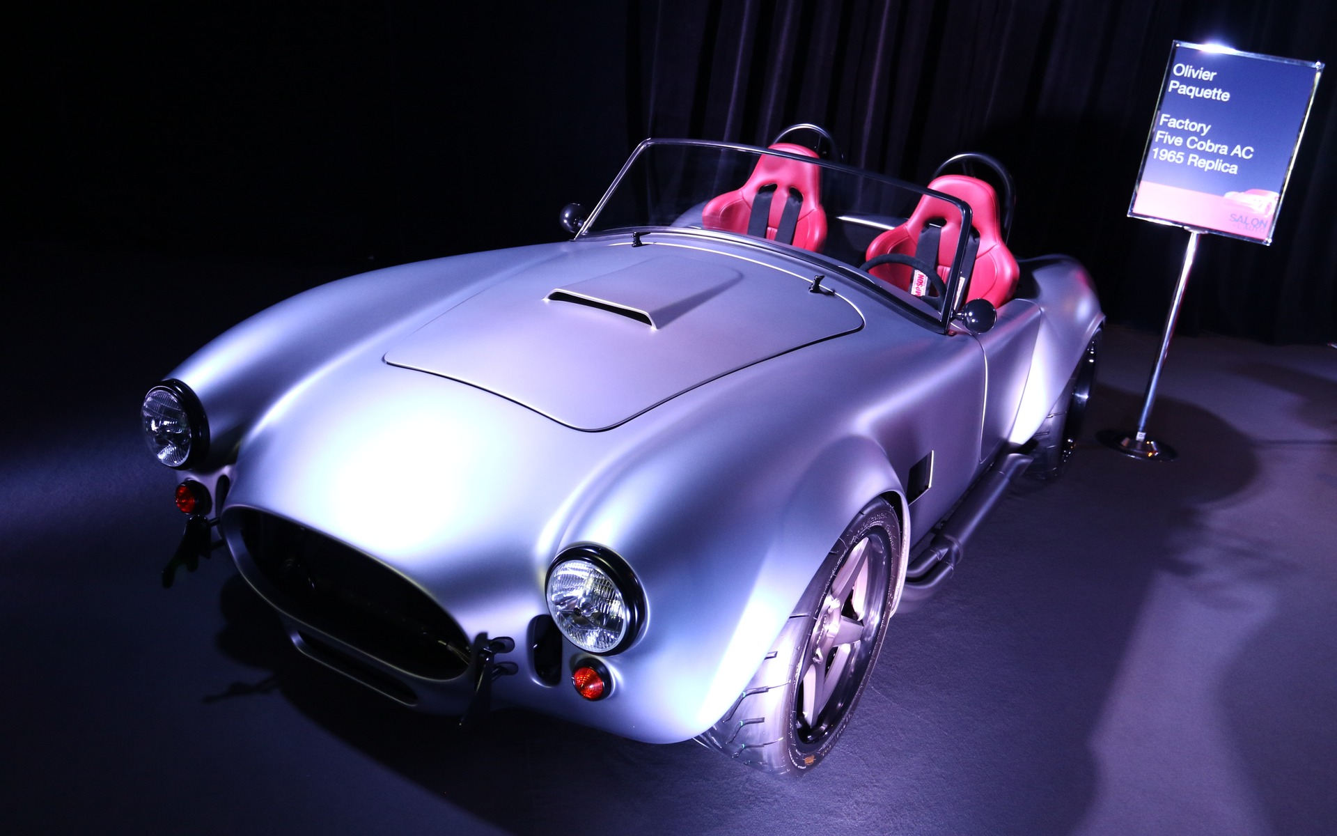 <p>1965 AC Cobra replica</p>