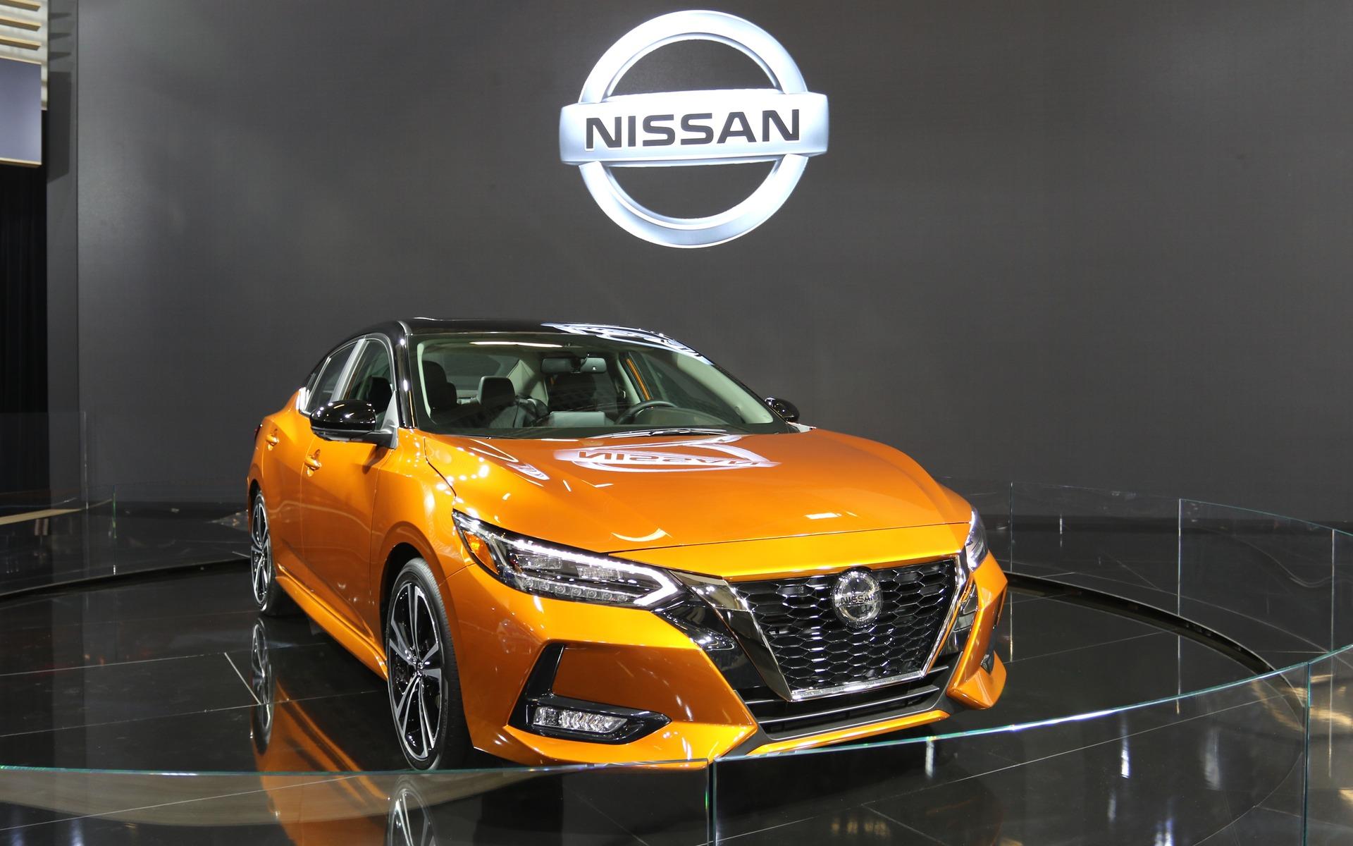<p>2020 Nissan Sentra</p>