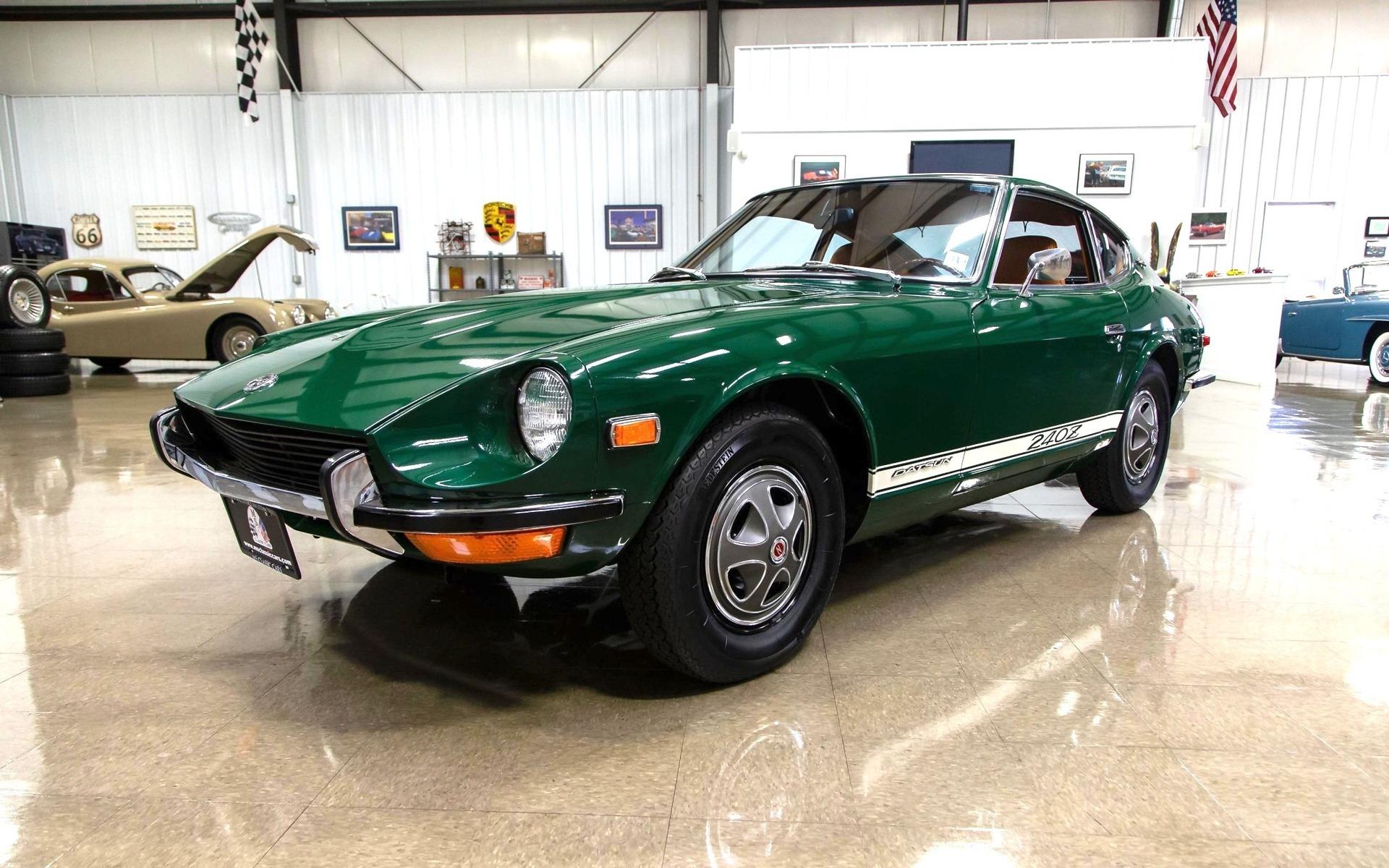 Cette vieille Datsun s'est vendue plus de 400 000 $ 408487_1971_Datsun