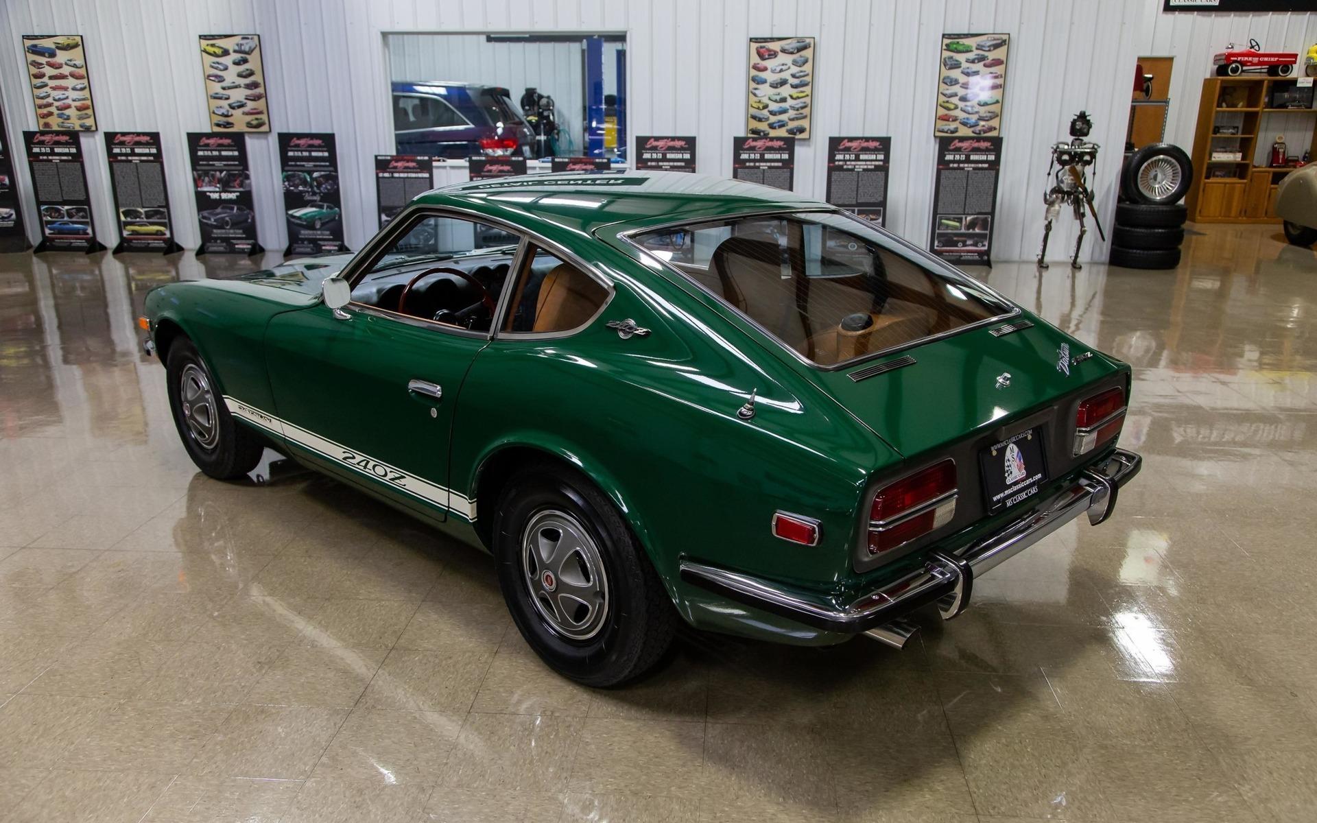 Cette vieille Datsun s'est vendue plus de 400 000 $ 408490_1971_Datsun