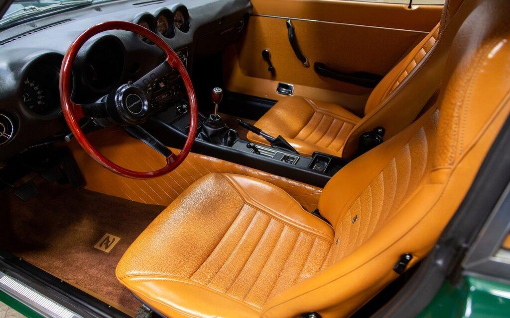 Cette vieille Datsun s'est vendue plus de 400 000 $ 408494_1971_Datsun