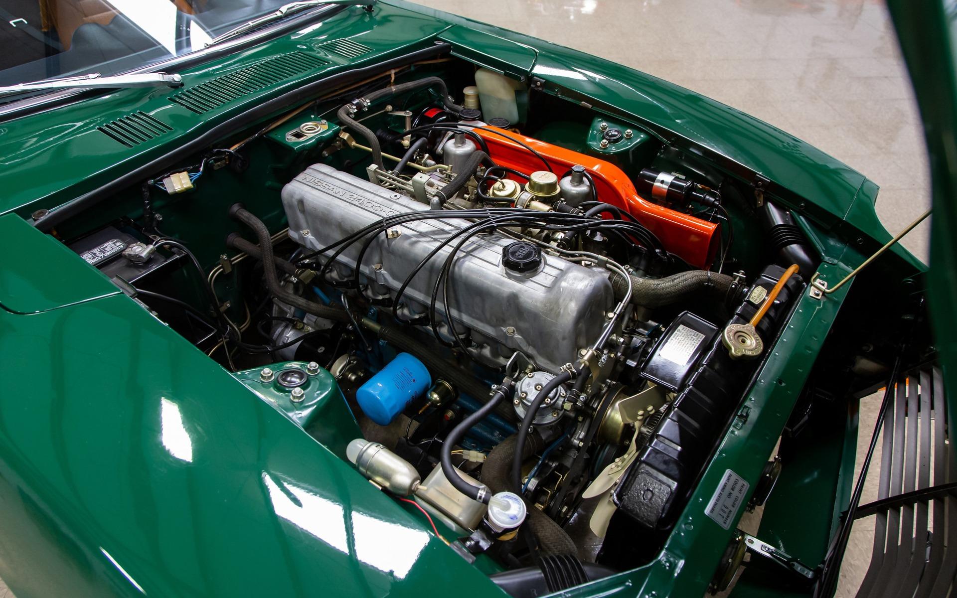 Cette vieille Datsun s'est vendue plus de 400 000 $ 408498_1971_Datsun