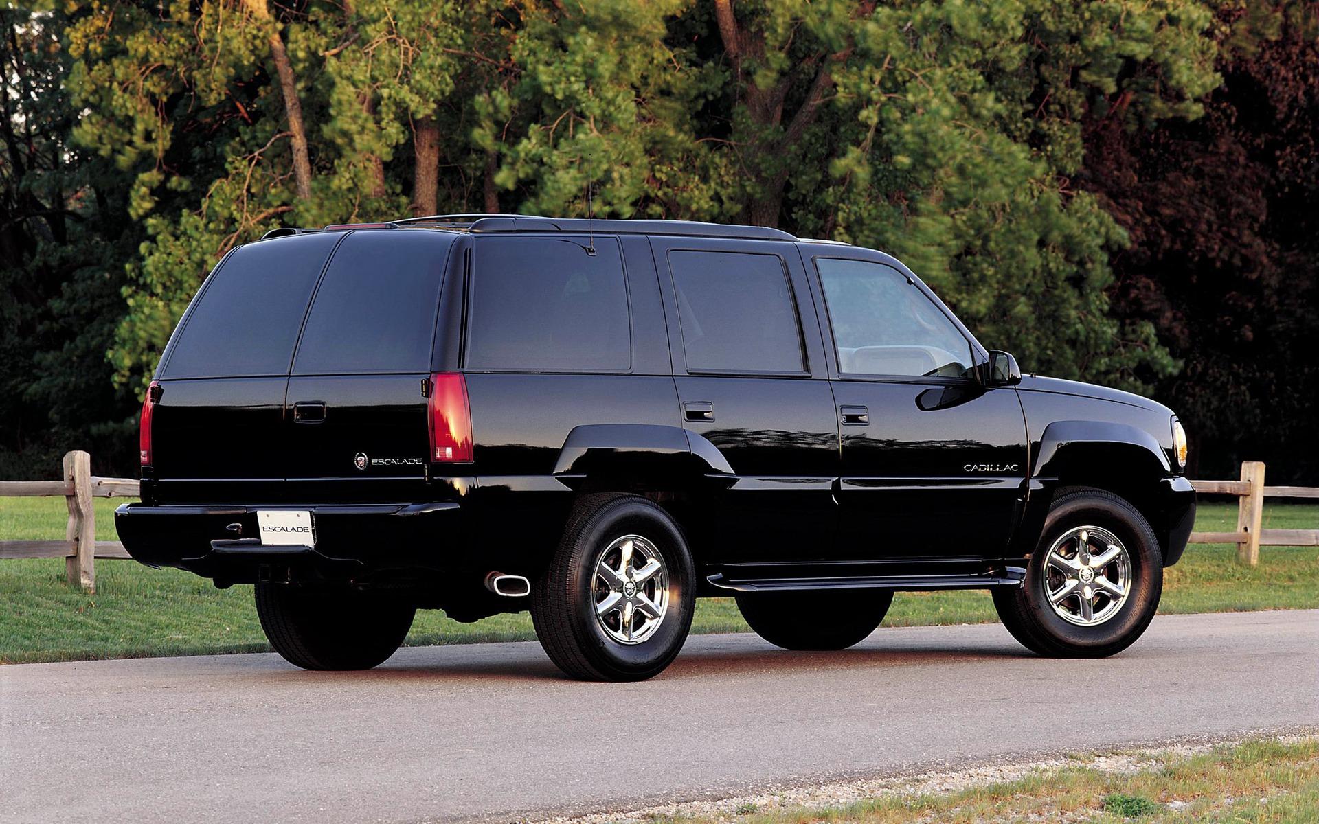 <p>1999 Cadillac Escalade</p>