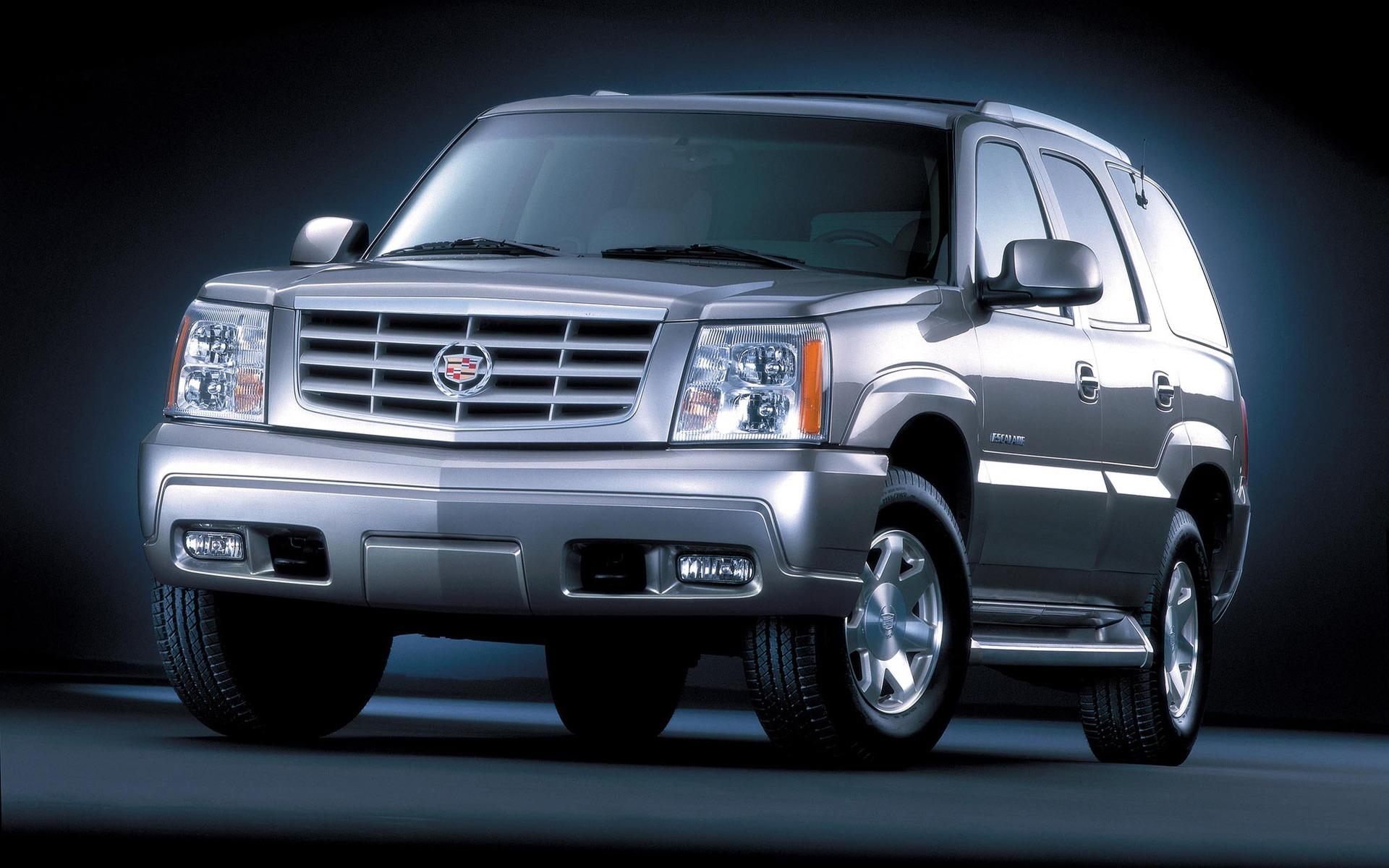 <p>2002 Cadillac Escalade </p>