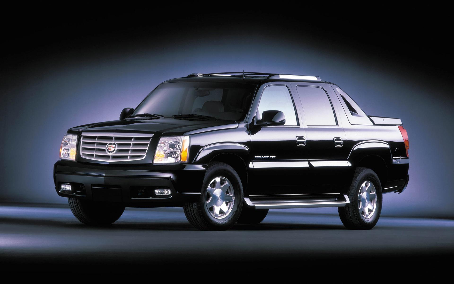 <p>2002 Cadillac Escalade EXT</p>