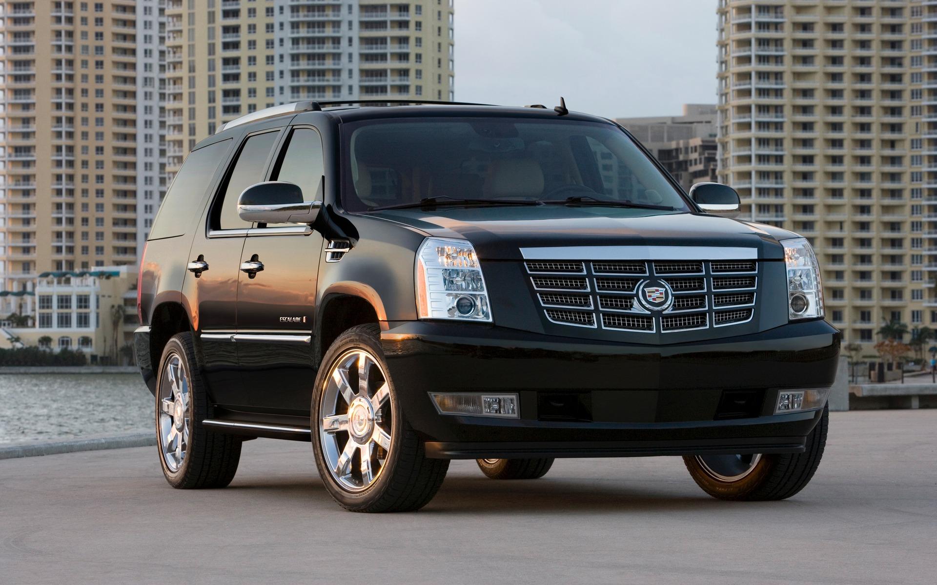 <p>2007 Cadillac Escalade </p>