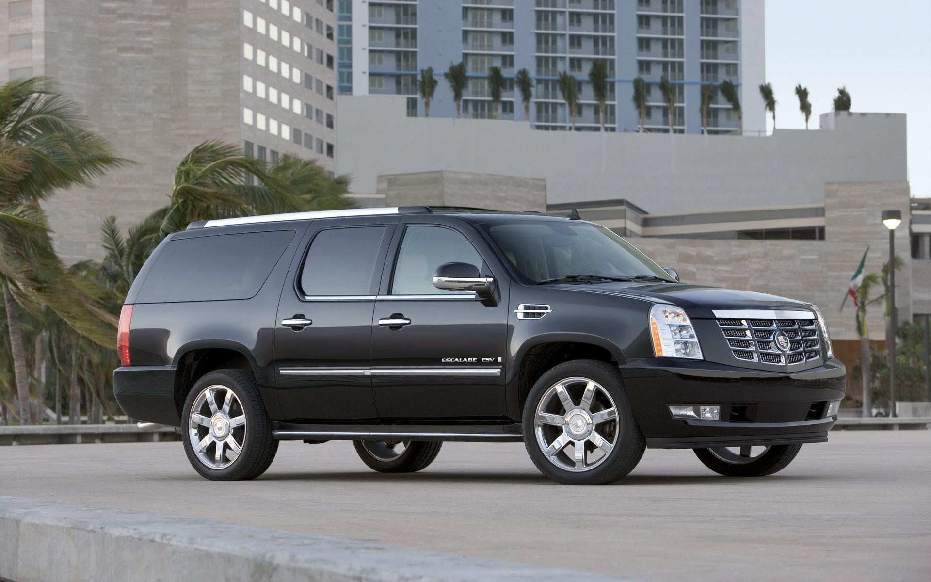 <p>2007 Cadillac Escalade</p>