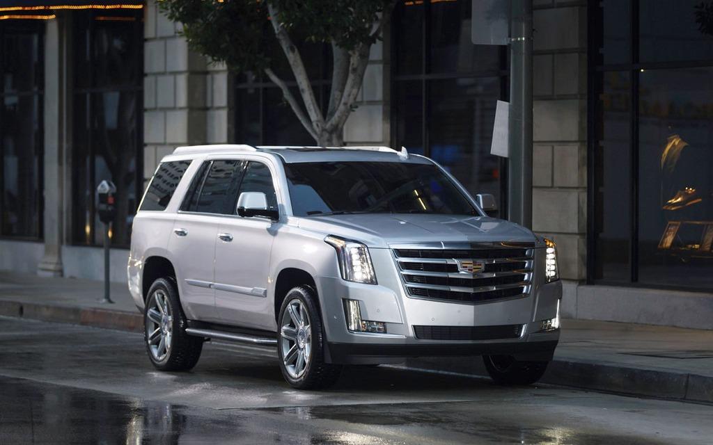 <p>2015 Cadillac Escalade </p>