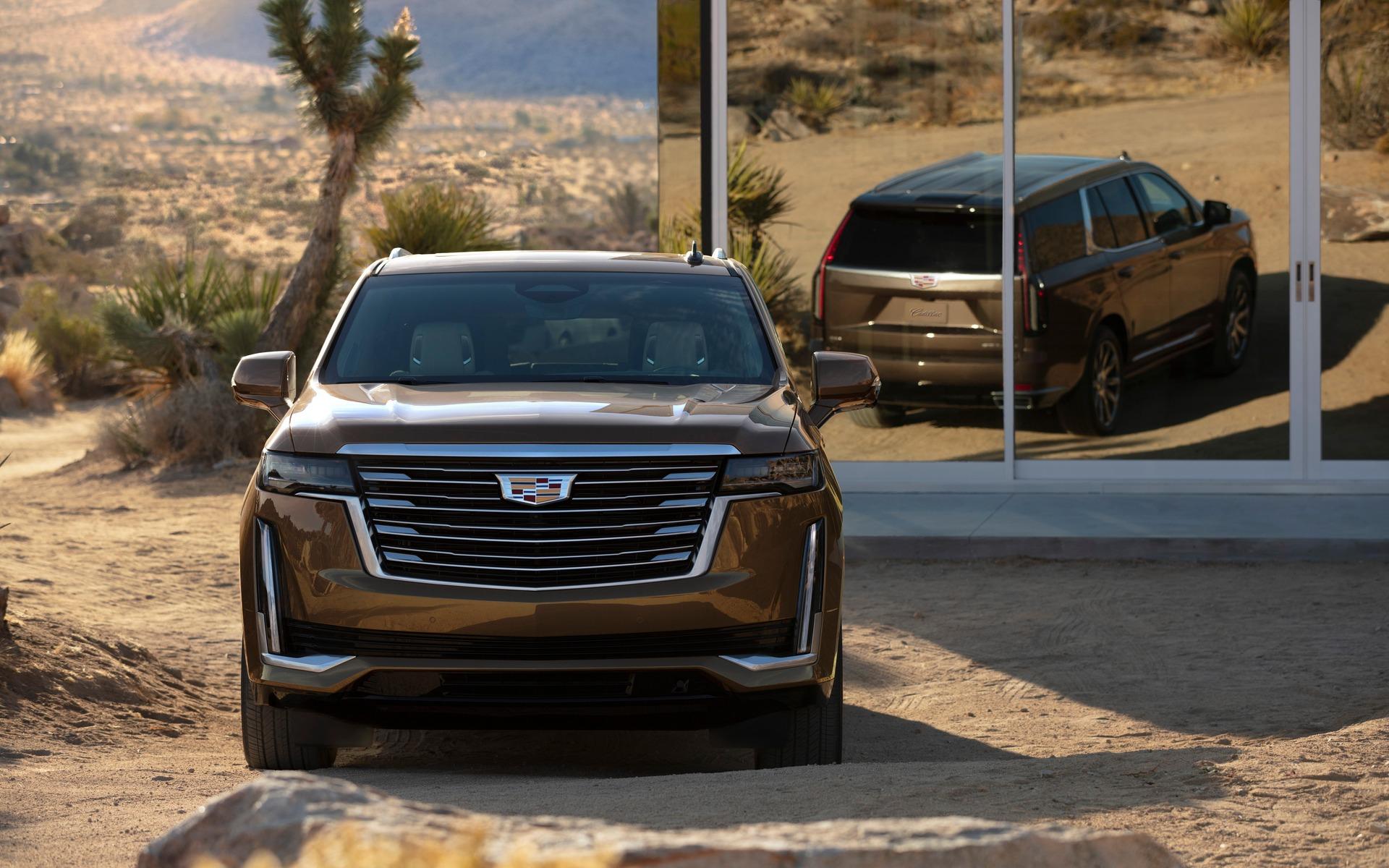 <p>2021 Cadillac Escalade </p>