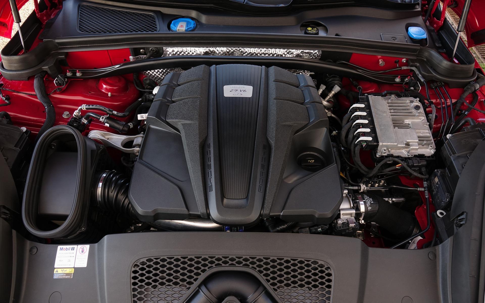 <p>Porsche Macan GTS 2020</p>