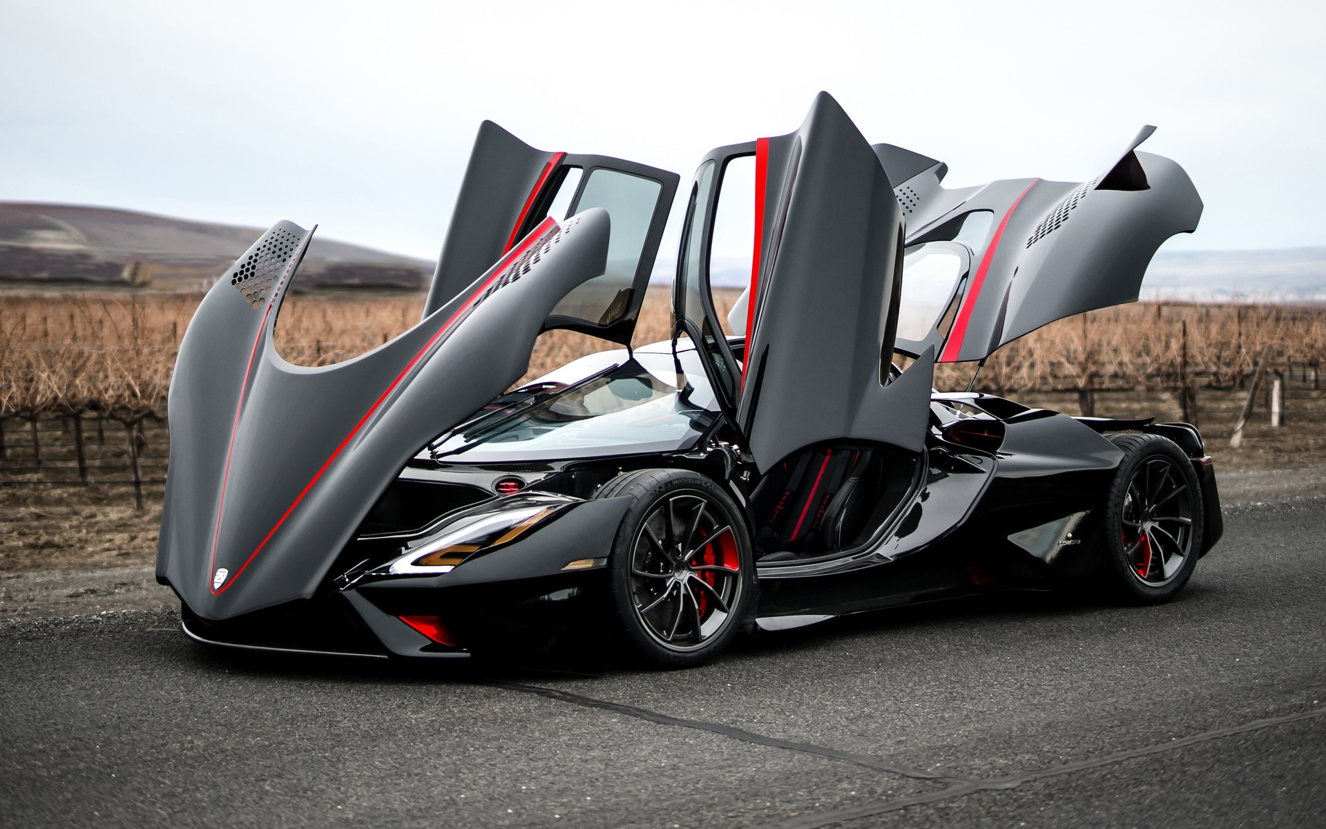 SSC Tuatara Takes Flight with 1,750 Horsepower - The Car Guide