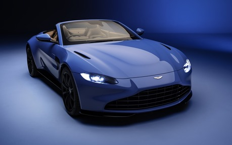 Behold the 2021 Aston Martin Vantage Roadster   The Car Guide