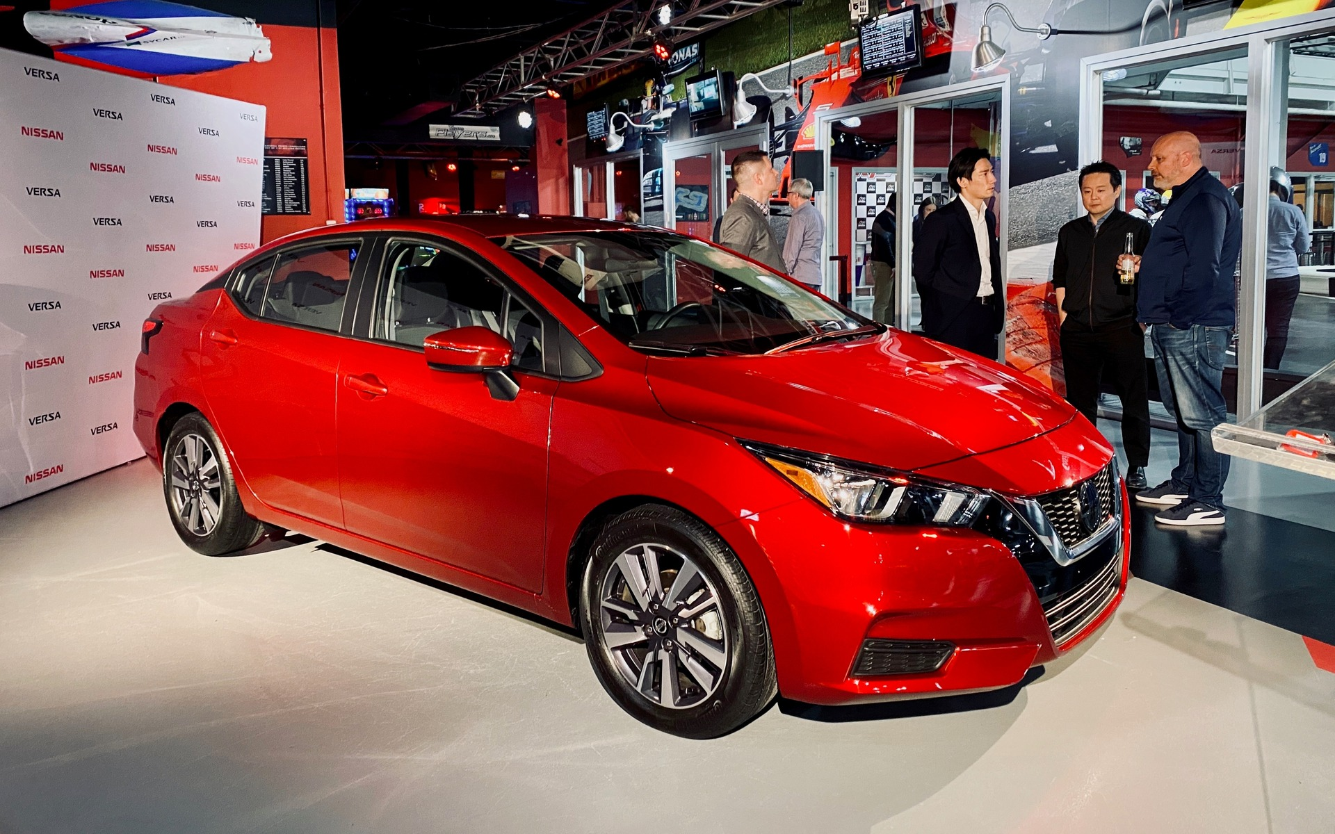 Nissan Versa Sedan is Back in Canada for 2021 - The Car Guide